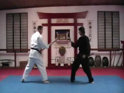 Fighting with Tonfa (Techniques and Handling)