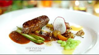 Video Chef's Table - Glenn Alinskie & Chelsea Olivia - Beef Foie Gras with Love MP3, 3GP, MP4, WEBM, AVI, FLV Juni 2019