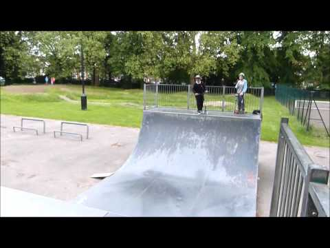 gloucester skate park crew edits