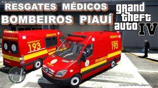 GTA 4 - Ocorrências Médicas 🚑🚑Curtam a pagina do canal do Facebook :)https://www.facebook.com/fsrgamerAdicione como amigo ou sigahttps://www.facebook.com/profile.php?id=100006607125190