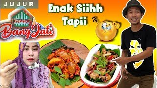 Video REVIEW JUJUR !! Dapur Bang Jali Warteg ala Artis MP3, 3GP, MP4, WEBM, AVI, FLV November 2018