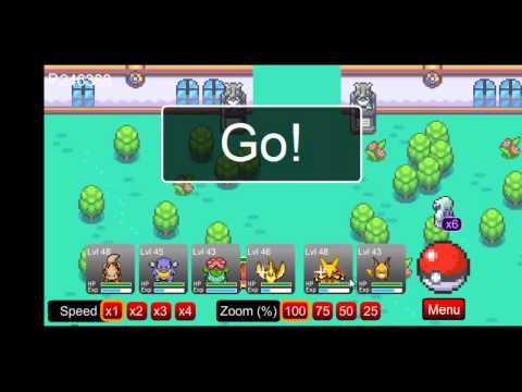 How to Beat Celadon Gym on Pokemon Tower Defense! (Let's Play PTD Part 22)