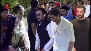 Video Salman, Shahrukh, Aamir, Amitabh, Rekha Arrives At Mukesh Ambani Visit Ganpati MP3, 3GP, MP4, WEBM, AVI, FLV September 2018