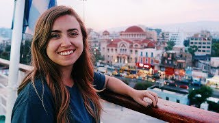 Made it to Greece!! In this vlog I arrive in Athens and spend 2 days exploring the city before hopping on board a ferry to sail...
