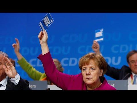 Γερμανία: Πράσινο φως από τους Χριστιανοδημοκράτες για τον «μεγάλο συνασπισμό» …