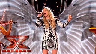 Video Louisa Johnson sings The Power Of Love for your votes | Semi-Final | The X Factor 2015 MP3, 3GP, MP4, WEBM, AVI, FLV Agustus 2018