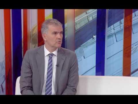 Душан Милисављевић. народни посланик ДС, Нови дан Н1 (24.4.2017)