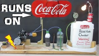 Video How To Make A Generator That Runs On Coca-cola! (Experiment!) MP3, 3GP, MP4, WEBM, AVI, FLV Februari 2019