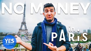 Video ABANDONED IN PARIS WITH NO MONEY FOR 24 HOURS (Wild Night with Strangers) MP3, 3GP, MP4, WEBM, AVI, FLV Agustus 2018