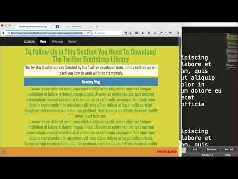 Starting with CSS3 Media Queries
