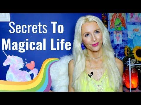 Love messages - 5 SECRETS To Live A MAGICAL LIFE