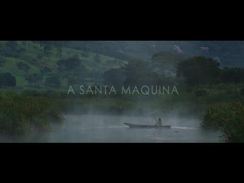 """Antônia Morais lança clipe de """"A Santa Máquina"""""""