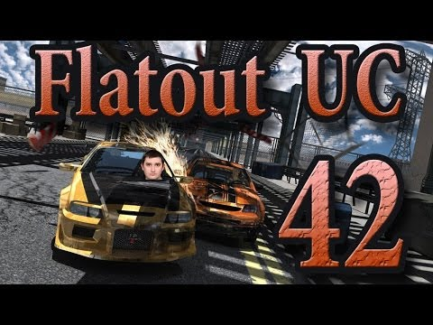 Прохождение FlatOut UC #42