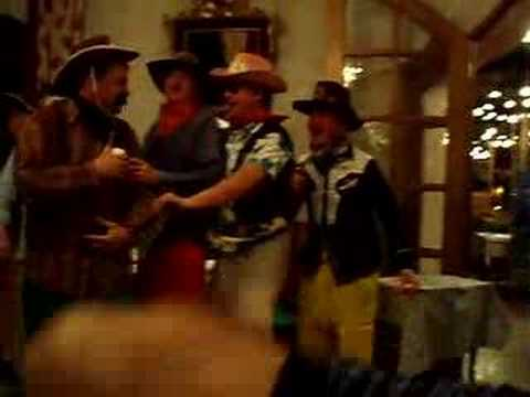Dutch Cowboys singing