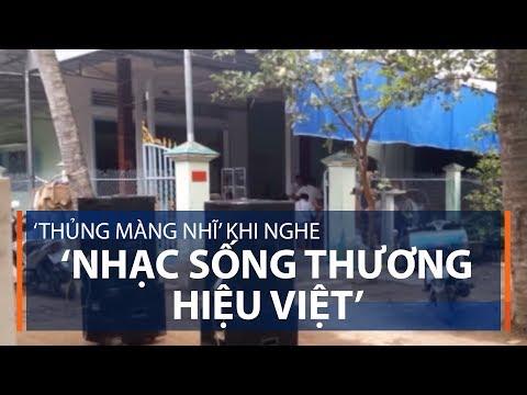 'Thủng màng nhĩ' khi nghe 'nhạc sống thương hiệu Việt' | VTC1 - Thời lượng: 2 phút, 28 giây.