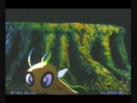 Pokemon-Fireflies (видео)