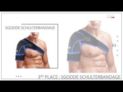 Schulterbandage Test & Vergleich - Die besten Schulterbandagen im Vergleich