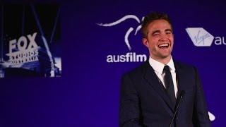 Robert Pattinson's Raunchy Night Out | POPSUGAR News