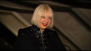 SIA - ARIA Awards 2010 - Winners package & interview - BPM Backstage