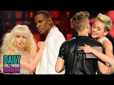 Lady Gaga Responds To DWUW Music Video Backlash – Miley Cyrus Defends Justin Bieber (DHR)