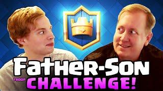 Video Clash Royale ♦ Father vs. Son Royale Challenge! ♦ Galadon vs. Chief Pat! ♦ MP3, 3GP, MP4, WEBM, AVI, FLV Oktober 2017