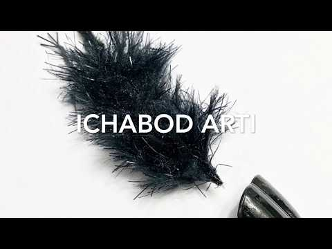How to tie the Ichabod Artimouse fly (Short Version)