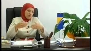 Interwiev Općinska načelnica Amra Babić 04.07.2013