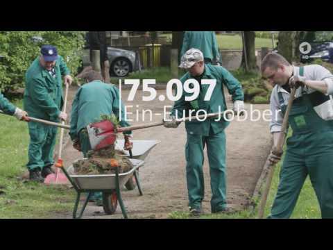 Keine 1-Euro-Jobber - wen die Arbeitslosenstatistik (nicht) erfasst