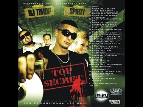 Spirty  - Top Secret Mixtape (Full Mixtape)