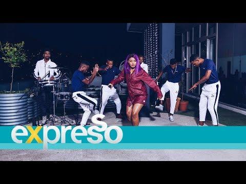 """Babes Wodumo performs """"KaDazz"""""""