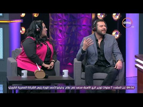 شيماء سيف ترقص على أغنية مهرجانات في لعبة قراءة الشفاه