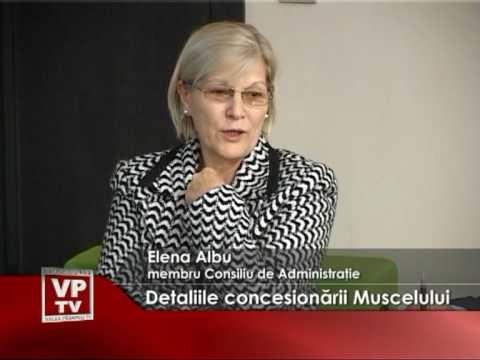 Detaliile concesionarii Muscelului