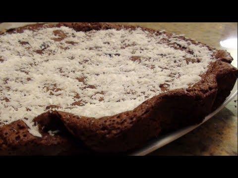 torta al cioccolato senza farina - ricetta