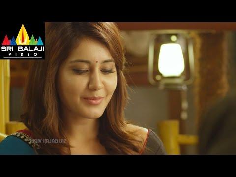 Oohalu Gusagusalade Movie Rashi Khanna & Srinivas Avasarala Dinner   Sri Balaji Video