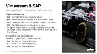 クラウドでSAP HANAを実行し、グローバルな効率性を向上