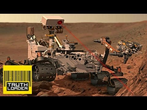 NASA scientist says he is 95% sure there is life on Mars – Truthloader