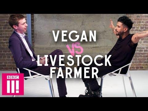 Vegan Vs Livestock Farmer | Don't Turn Around