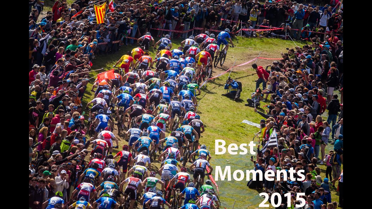 Best Moments from the 2015 UCI MTB & Trials World Championships – Vallnord/AND