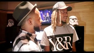 Fetty Wap in Studio - Eric Bellinger #WuWednesday - Part 14