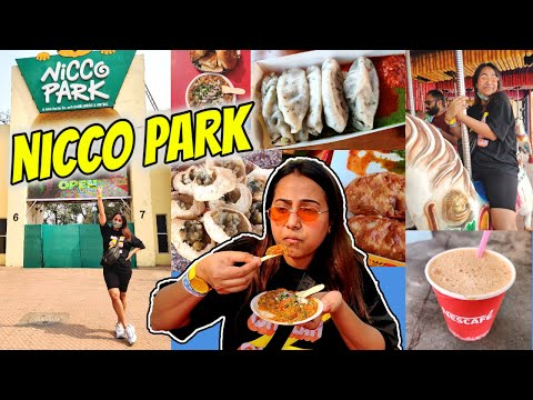 MY FIRST TIME IN NICCO PARK KOLKATA   FOOD, RIDES, GAMES   WHAT A CRAZY DAY IT WAS..🤪😂