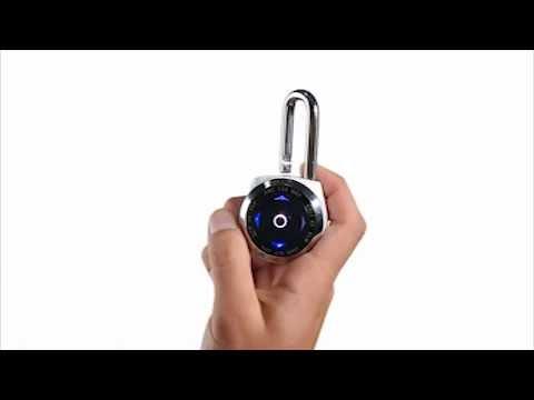 Screen capture of Master Lock 1500eXD dialSpeed™ - Delete Codes