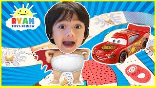 CAPTAIN UNDERPANTS Dreamworks Rip Roaring Race! Family Fun Game Night for Kids! Winner gets Disney Cars 3 Surprise Toys like Lighting McQueen! Captain Underpants and the Rip-Roaring Race to Remain Rainless Game where players work together to keep Captain Underpants from getting wet and changing into Principal Krupp! Instead of using George Beard and Harold Hutchins game piece, Ryan's Family use Disney Cars Lightning McQueen and Tow Mater and Spiderman toy! Great Kids Video for children who loves playing fun board game with Friends and Family! Captain Underpants Rescue Bad Boss Baby on Disney Cars Lightning McQueen Kids Pretend Play https://youtu.be/FqjBIG_lIw8?list=PLasCX3wfxLR35yWoGxSFBpSLgvi6ElOL1Bad Kid Steals Giant Chocolate Bunny Candy and escape Jail IRL! Family Fun Kids Pretend Playtime https://youtu.be/eNM_fGDc_zY?list=PLasCX3wfxLR0zX6fndBSePp03--N5pZBwGIANT SPIDER ATTACKS sleeping mommy! Bad Kid prank mommy and daddy pretend play SKIT https://youtu.be/5AQRhEN2z7k?list=PLasCX3wfxLR0zX6fndBSePp03--N5pZBwMcDonald's Drive Thru Prank Bad Daddy! Babies Kids Ride On Car + McDonald's Indoor Playground https://youtu.be/yiFCSpGYWbc?list=PLasCX3wfxLR0zX6fndBSePp03--N5pZBwCLUMSY GRANDMA magic wand transform! Daddy trap inside a box spider attack pretend play funny skit https://youtu.be/I6FJ7bPhwnc?list=PLasCX3wfxLR35yWoGxSFBpSLgvi6ElOL1CLUMSY GRANDMA magic wand transform twin babies into Poop Emoji magical spell pretend play funny https://youtu.be/ho3O45t0fbc?list=PLasCX3wfxLR35yWoGxSFBpSLgvi6ElOL1Dr. Ryan farting Giant Bear shot in tummy Doctor Check up syringe injection pretend play https://youtu.be/ZhohW6u1QRg?list=PLasCX3wfxLR0Yy2JiYptRJruJE4wAh-THPet Shark Toy Videos , Pet Shark Attack and Pet Gator Attack!https://www.youtube.com/playlist?list=PLasCX3wfxLR0k62Qk6SYbdmUK9wRXFRZ1PET GATOR ATTACK! Playing Chase and Hiding at Playground for Kids Egg Surprise Toys Kids Prank https://youtu.be/DoulGkVCAbc?list=PLasCX3wfxLR0k62Qk6SYbdmUK9wRXFRZ1Feeding Pet Shark Play Doh 