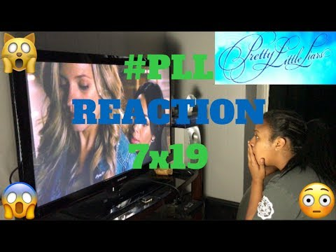 My Reactions: Pretty Little Liars 7B Episode 19 #EndGame | phalANGEs