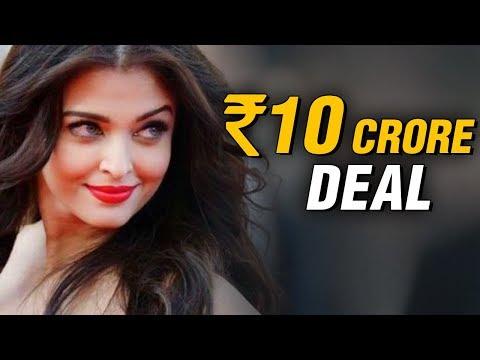 Aishwarya Rai Demands 10 Crores For A Film