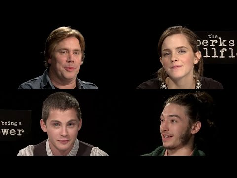 """The Perks of Being A Wallflower (2012) Official Roundtable """"First Impressions"""""""