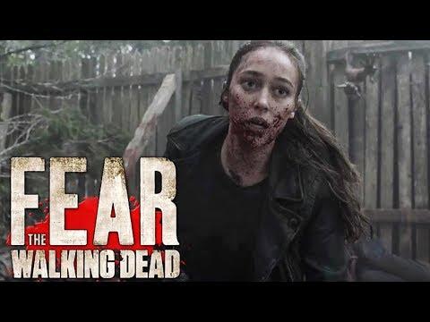 Fear The Walking Dead Season 5 Episode 7 - Still Standing - Video Review!
