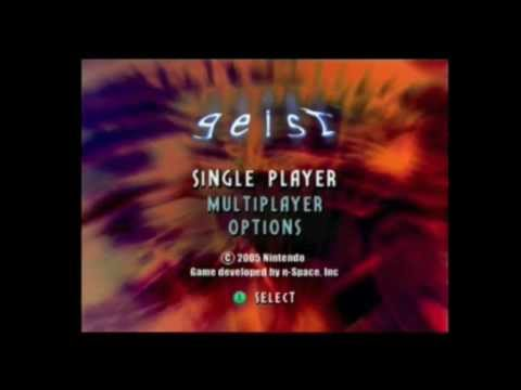 geist gamecube walkthrough