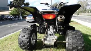 5. 2007 Suzuki Quad Sport Z400