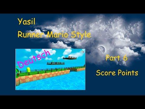 """Unity 5 Tutorial für Anfänger """"Runner Mario Style"""" 006"""