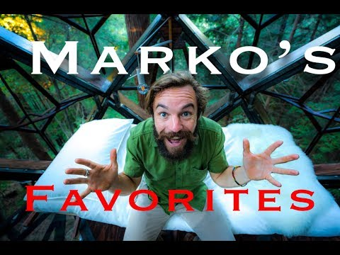 Marko's October 2017 Favorites